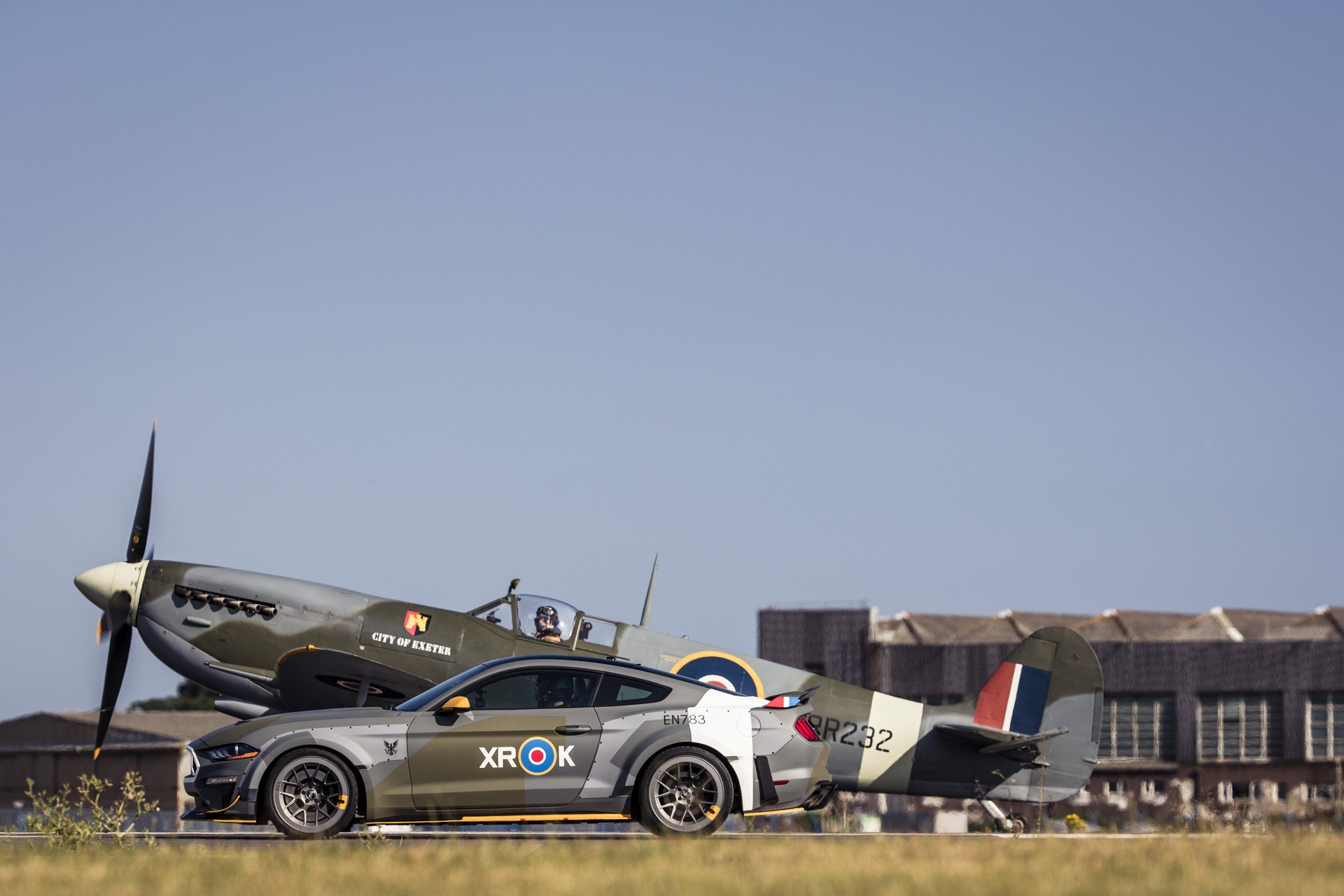 Ford Eagle Squadron Mustang GT (31)