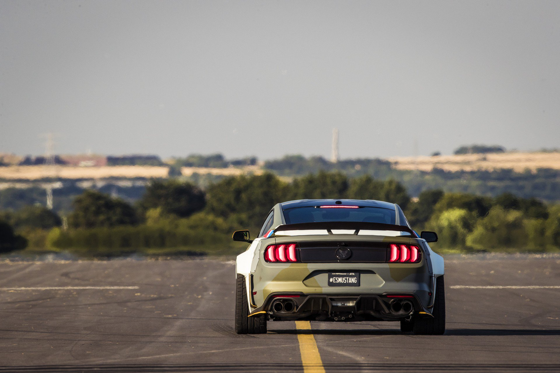 Ford Eagle Squadron Mustang GT (38)