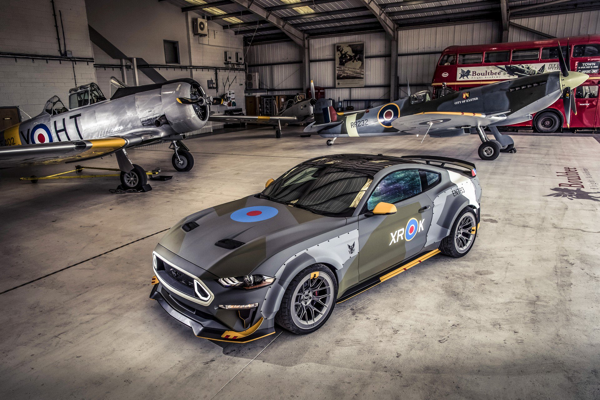 Ford Eagle Squadron Mustang GT (4)