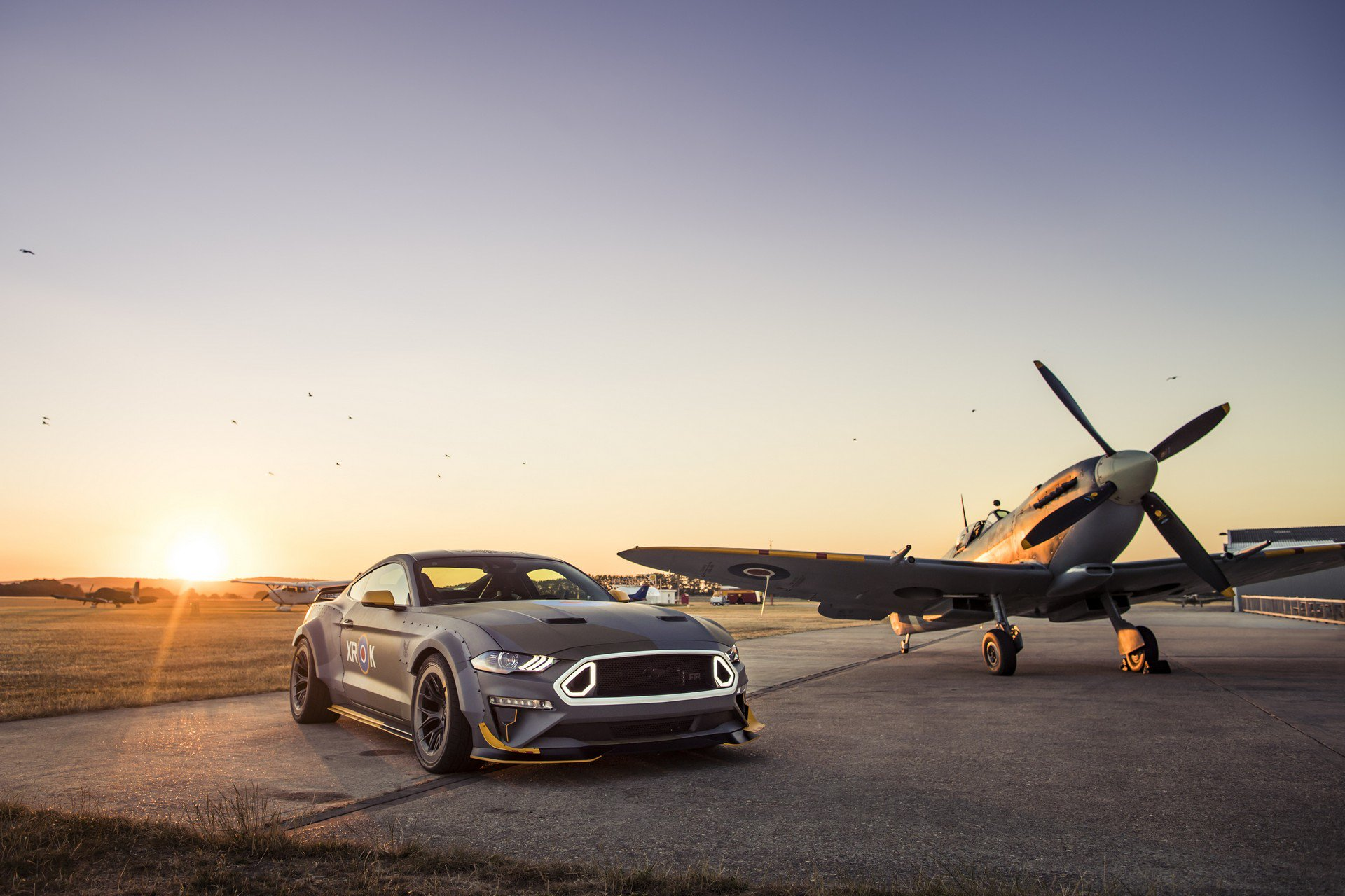 Ford Eagle Squadron Mustang GT (41)