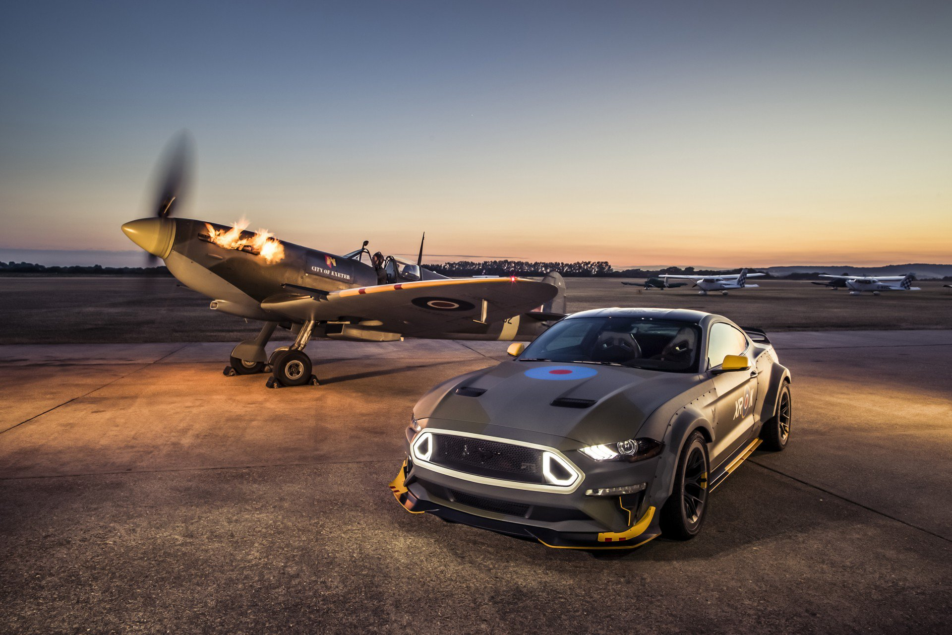 Ford Eagle Squadron Mustang GT (42)