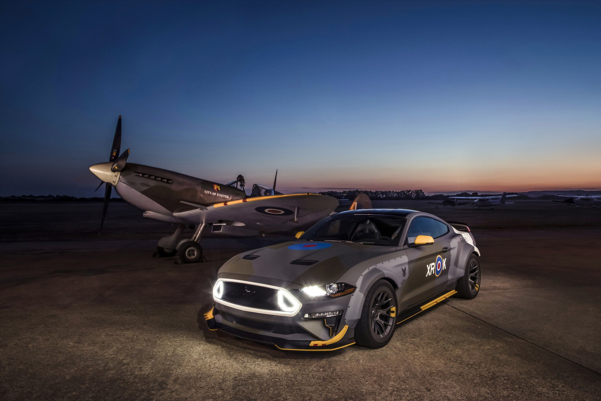 Ford Eagle Squadron Mustang GT (43)