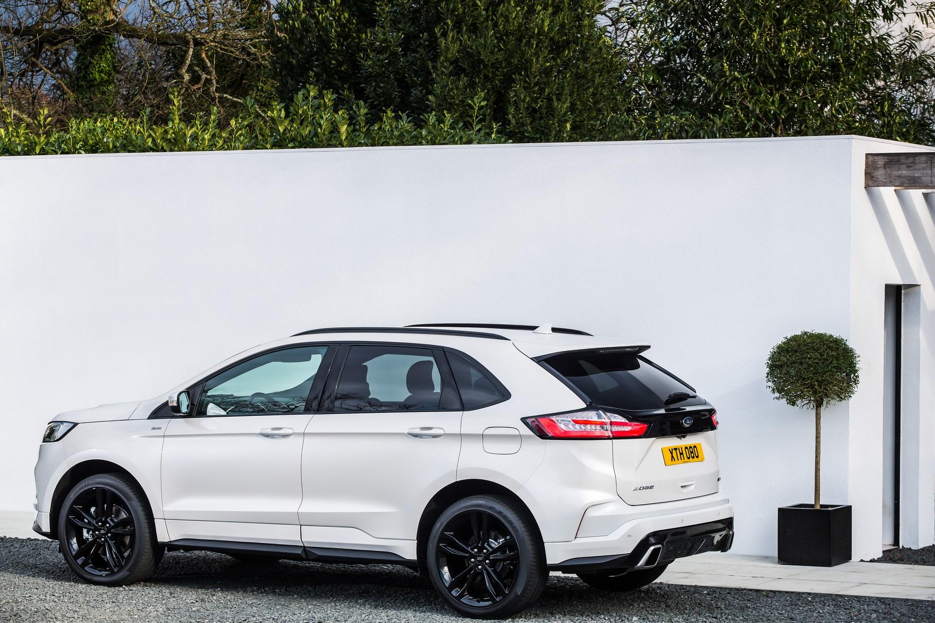 Ford Edge facelift 2018 Euro-Spec (20)