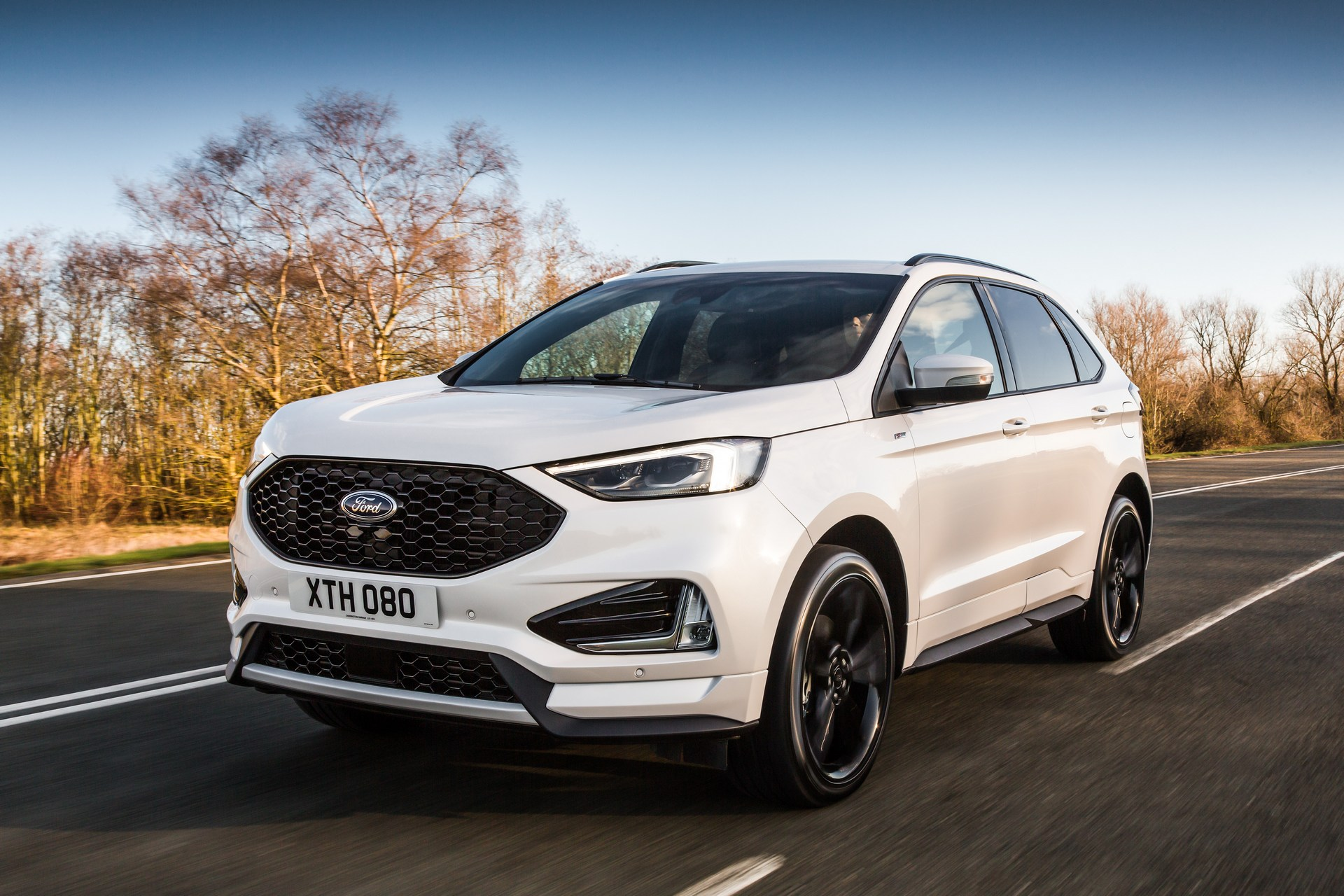 Ford Edge facelift 2018 Euro-Spec (3)