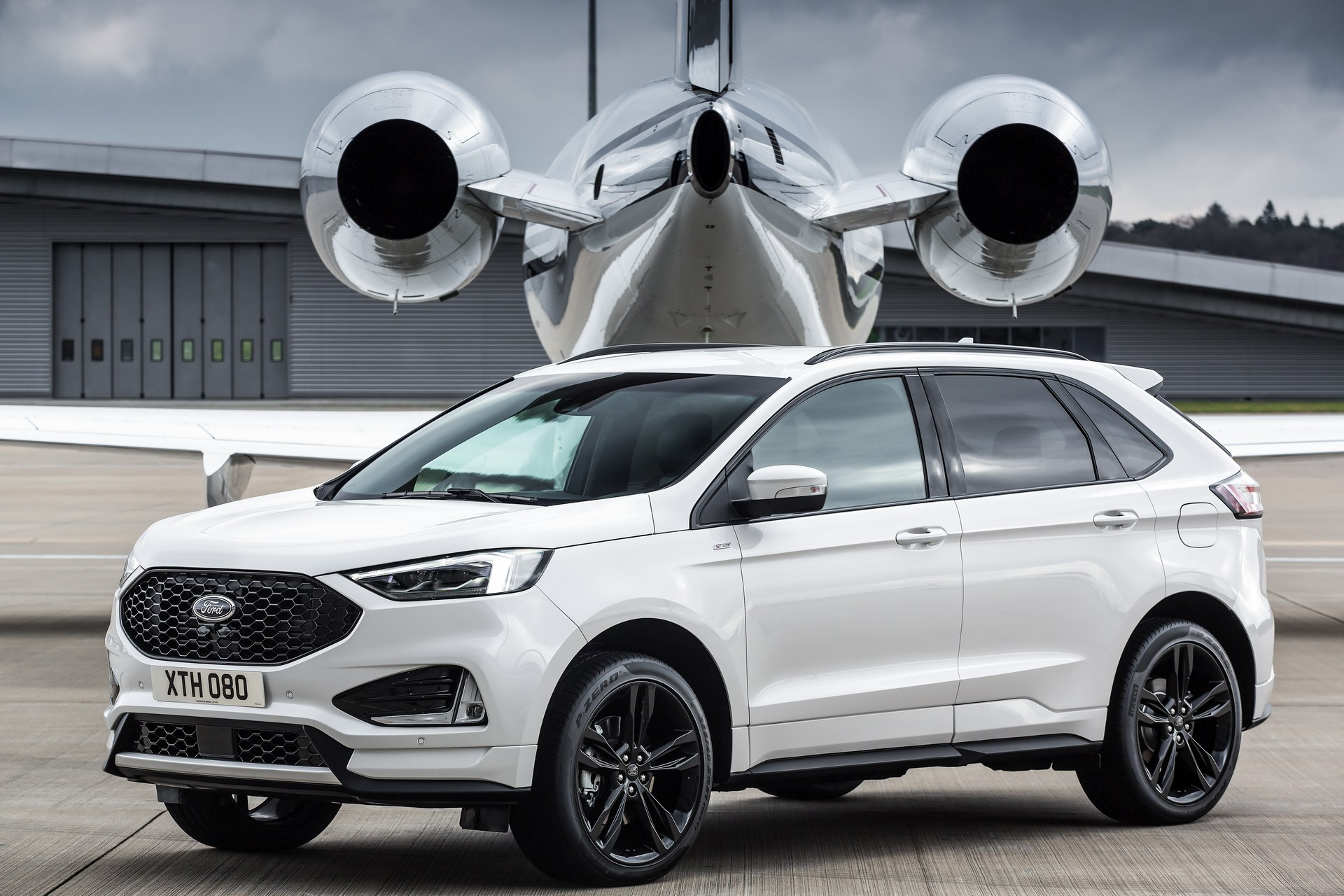 Ford Edge facelift 2018 Euro-Spec (7)