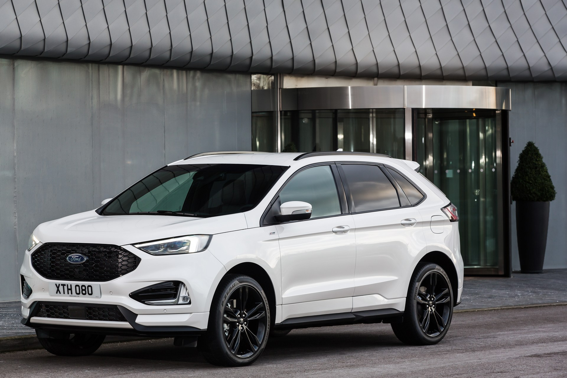 Ford Edge facelift 2018 Euro-Spec (8)