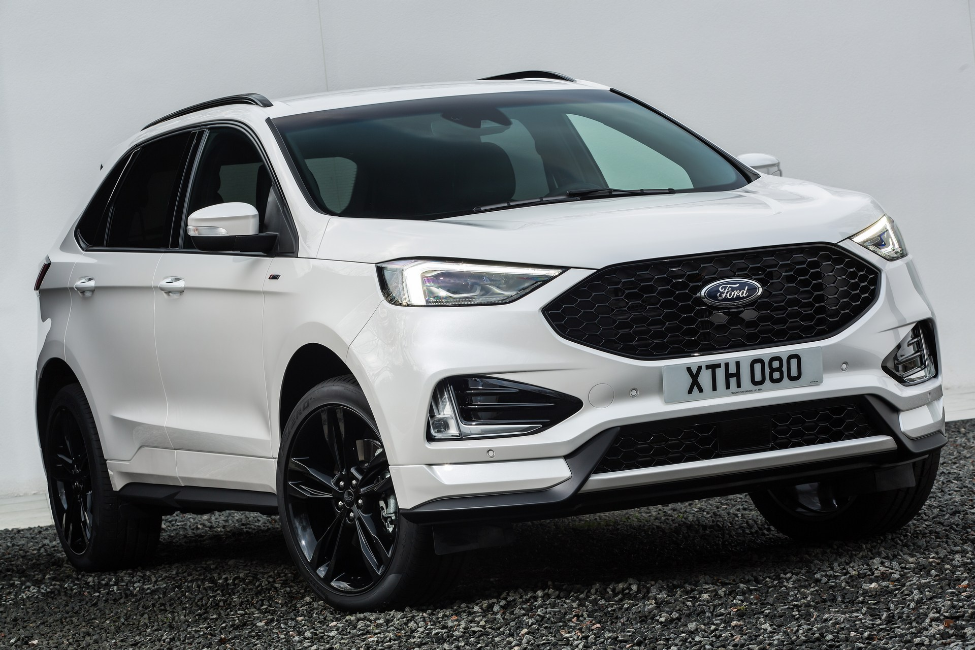 Ford Edge facelift 2018 Euro-Spec (9)