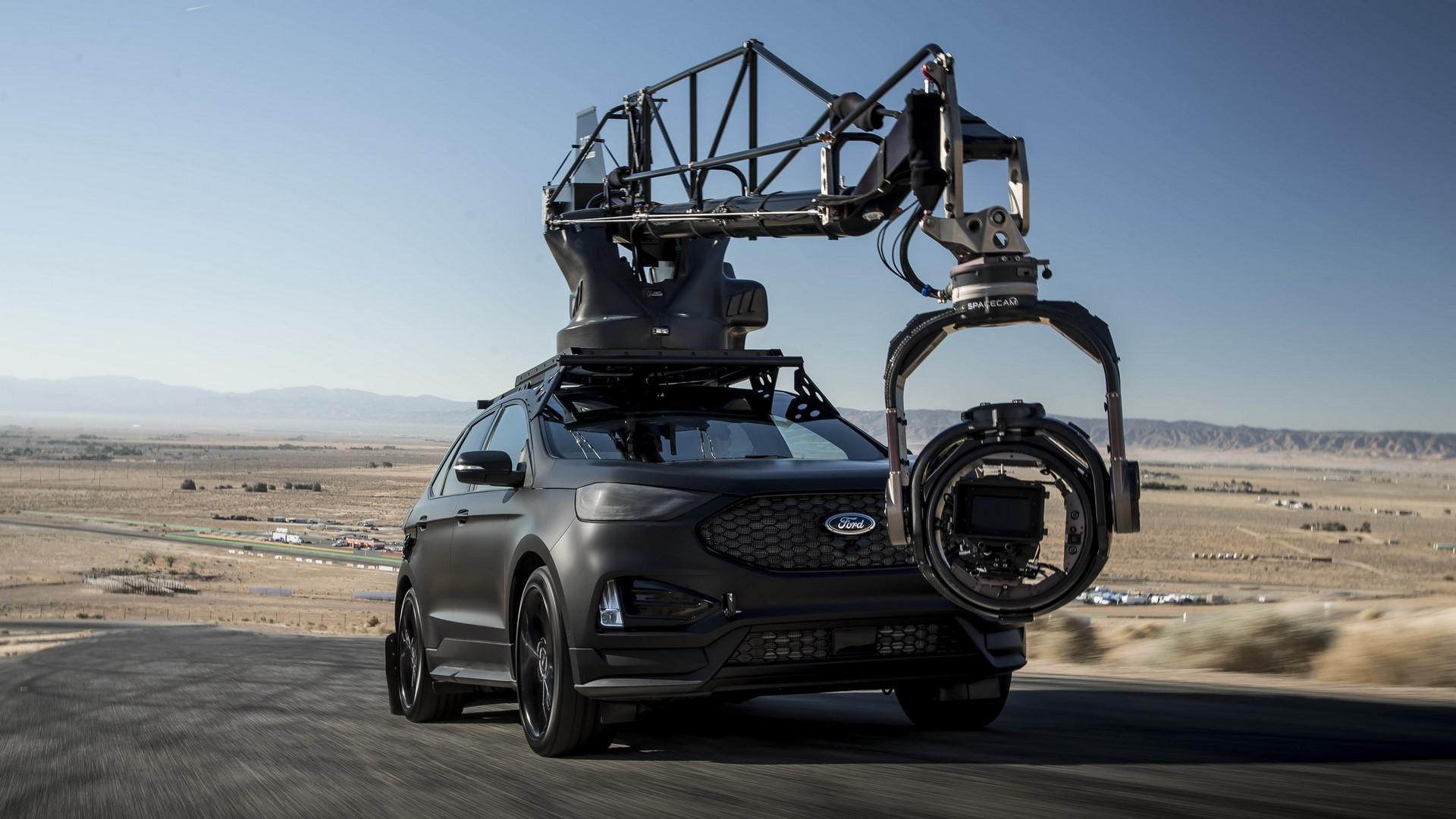 Ford Edge ST Camera Car (26)