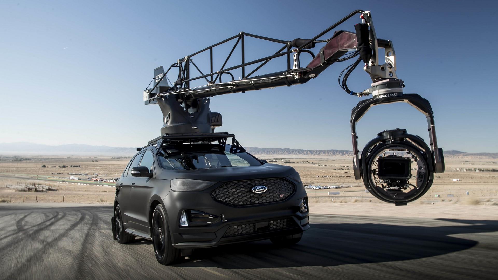 Ford Edge ST Camera Car (41)