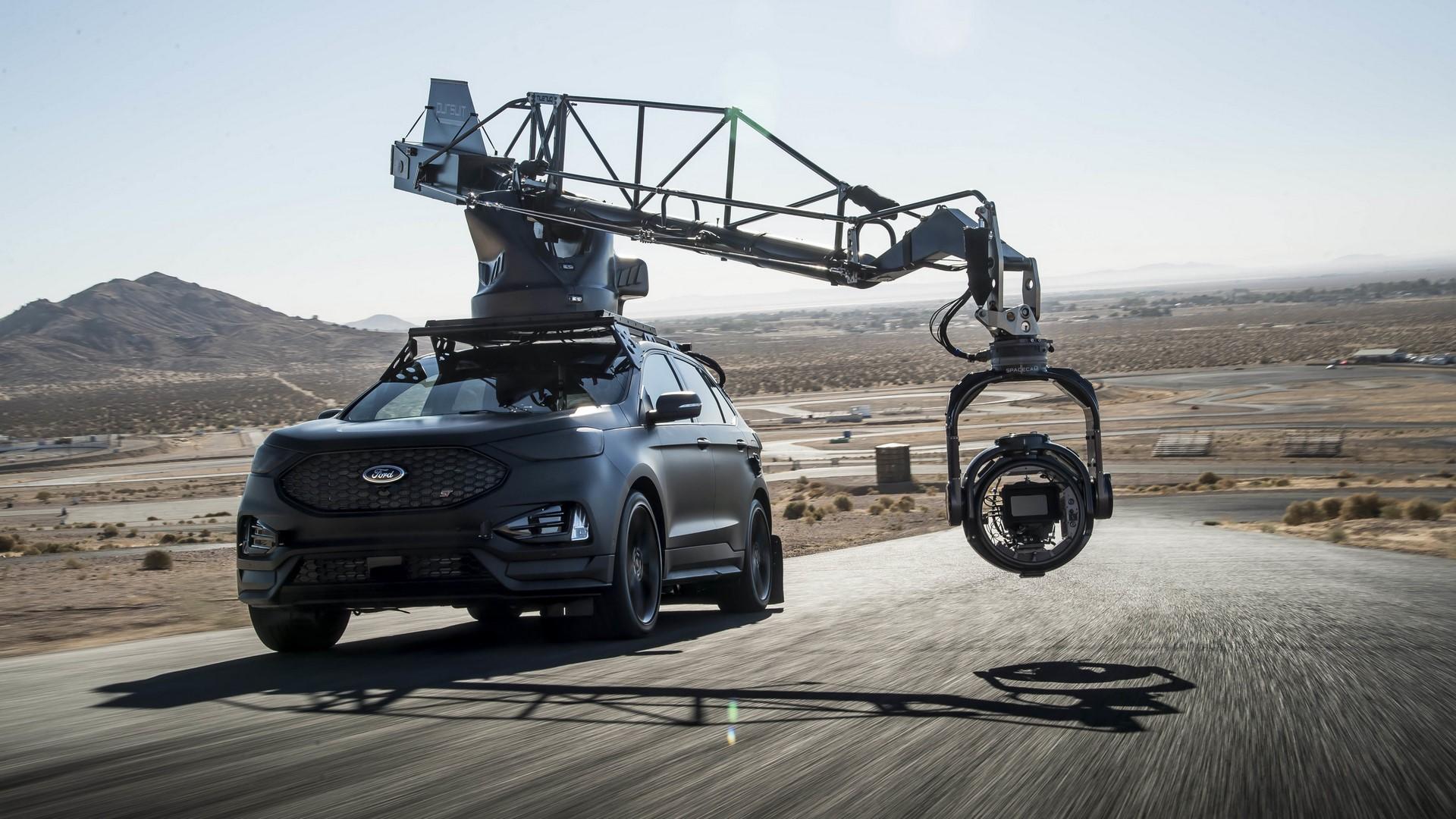 Ford Edge ST Camera Car (46)