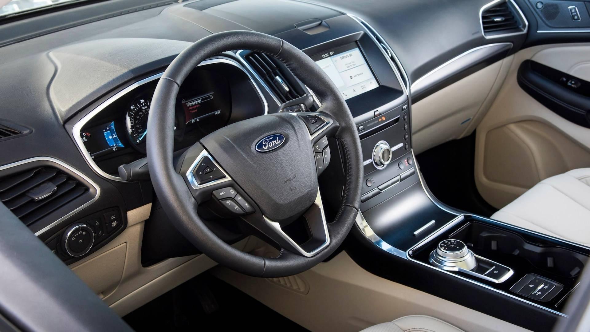 Ford Edge Titanium Elite (24)