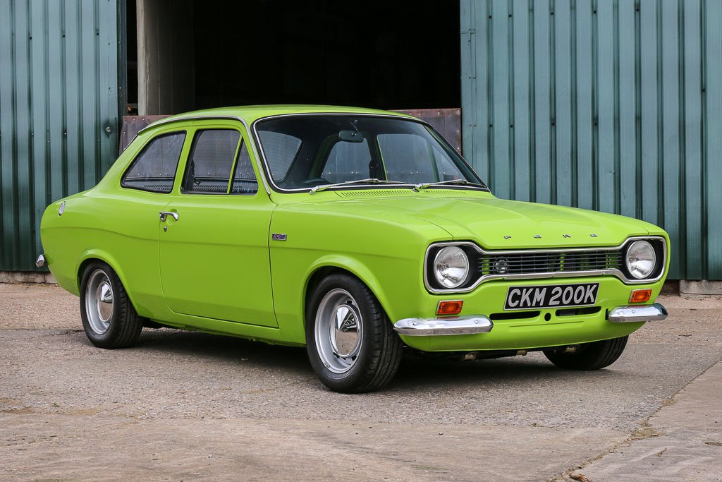 Ford Escort Escort RS1600 auction (1)