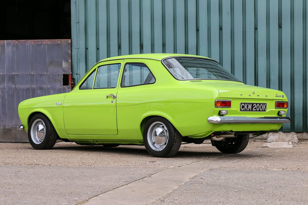 Ford Escort Escort RS1600 auction (2)