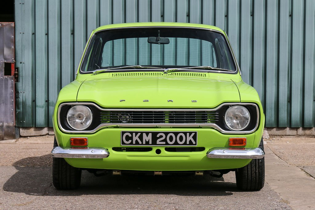 Ford Escort Escort RS1600 auction (4)