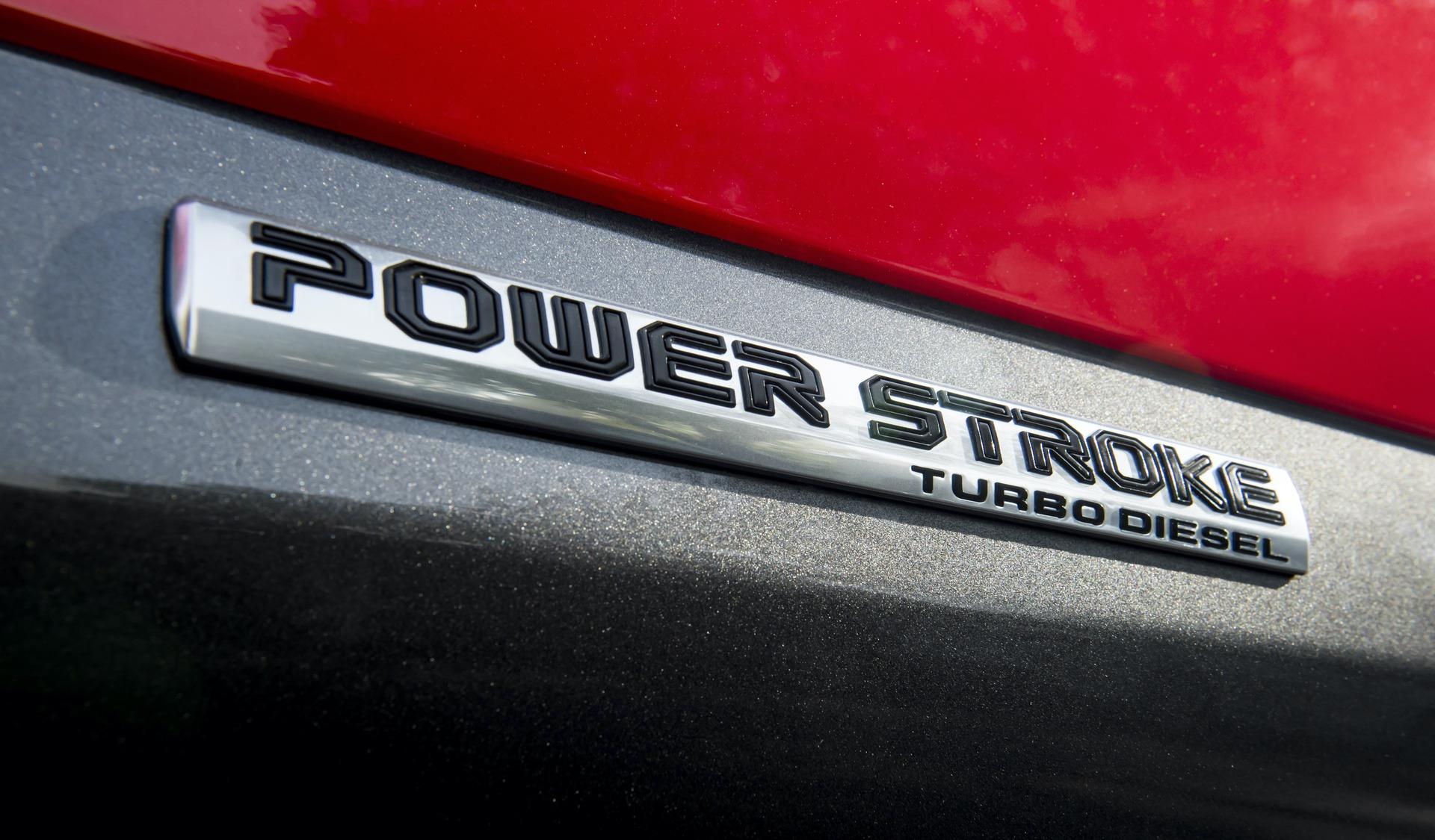 2018 F-150 Power Stroke Diesel