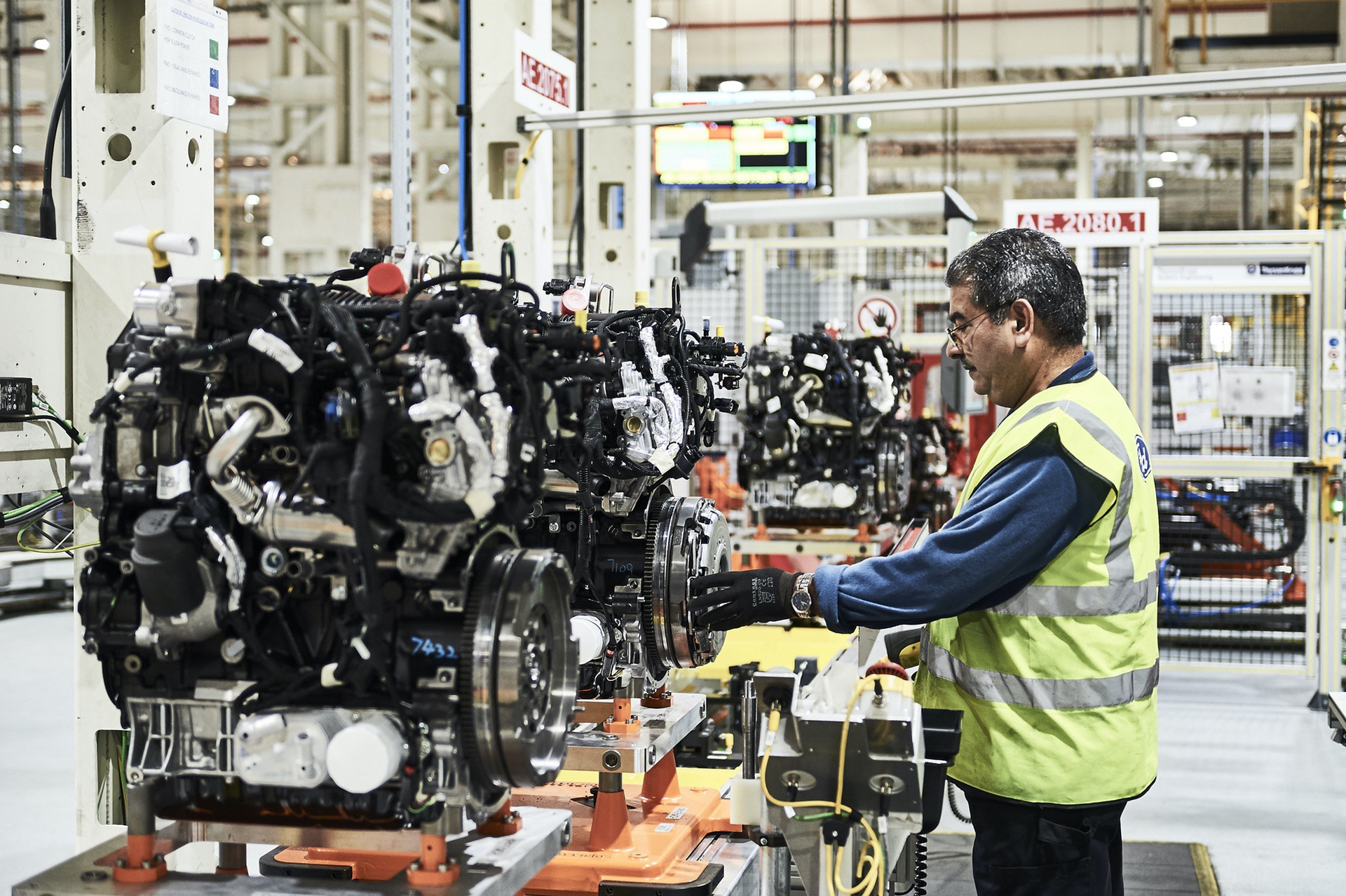 Energy Use Halved at Ford's New Diesel Engine Production Line; Annual Water Savings Could Fill Seven Olympic Pools