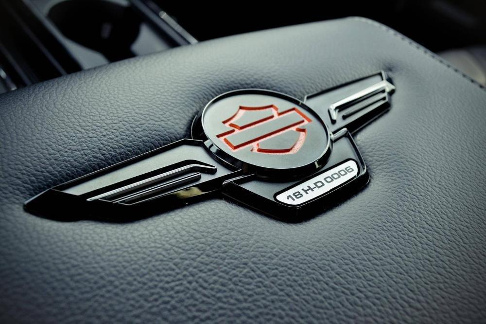 Ford F-150 Harley-Davidson (18)