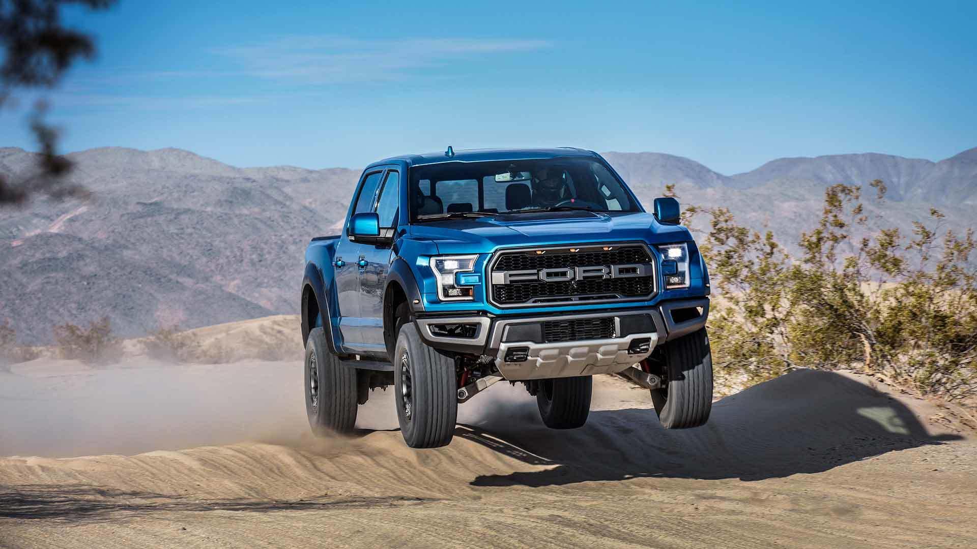 Ford F-150 Raptor 2019 (3)