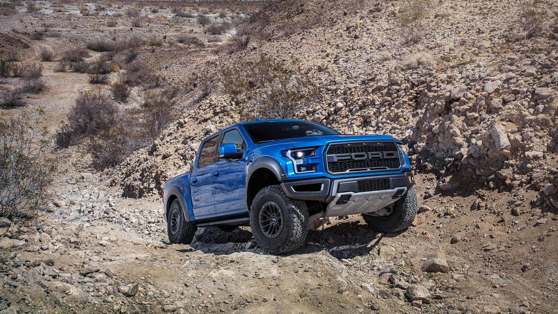Ford F-150 Raptor 2019 (4)