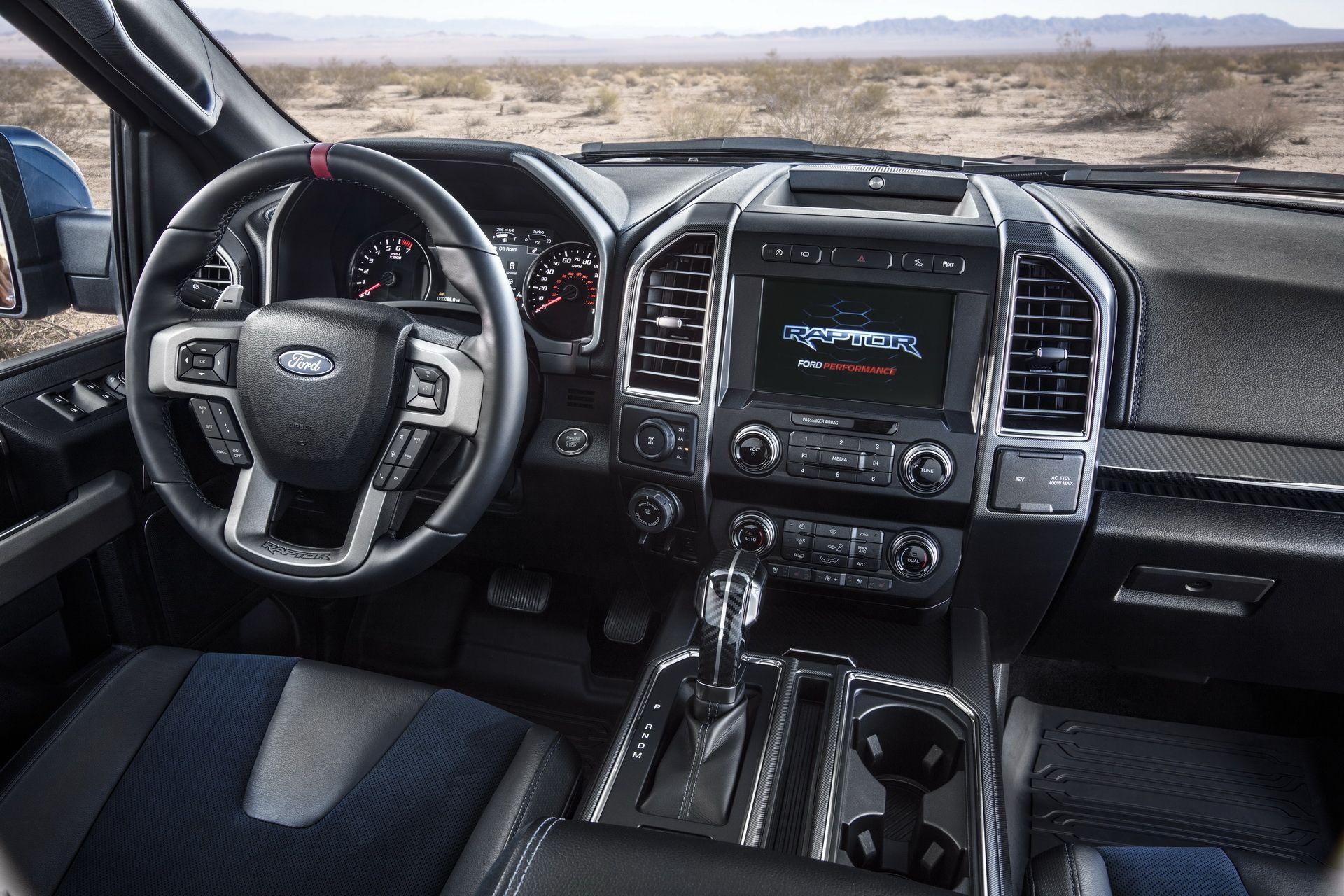 Ford F-150 Raptor 2019 (18)