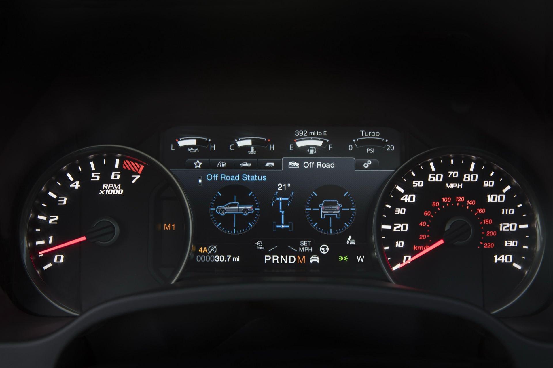 Ford F-150 Raptor 2019 (20)