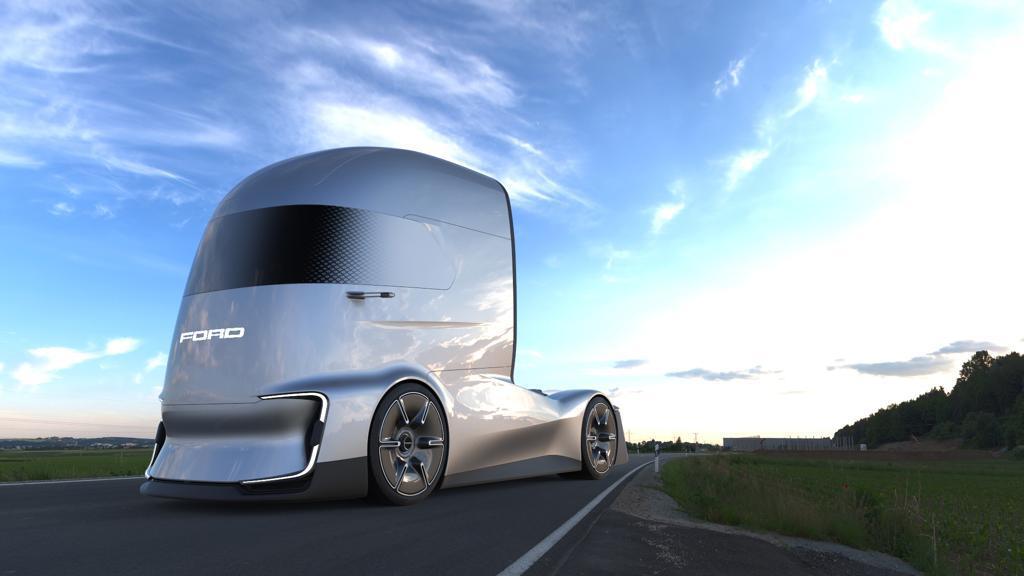 Ford F-Vision Future Truck Concept (1)
