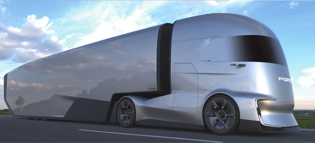 Ford F-Vision Future Truck Concept (2)