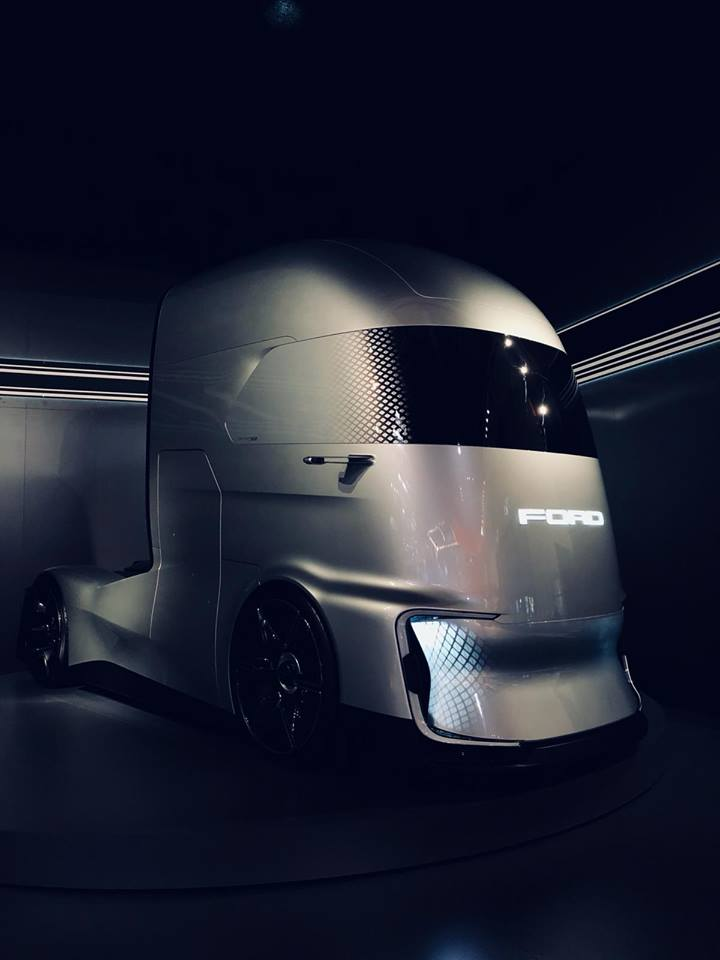 To Ford F-Vision Future Truck Concept είναι ένα ...