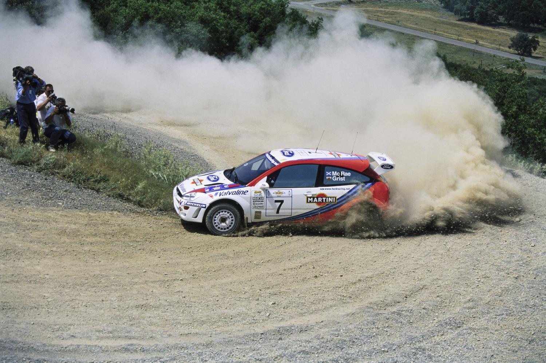 Ford Focus WRC ex Colin McRae (1)