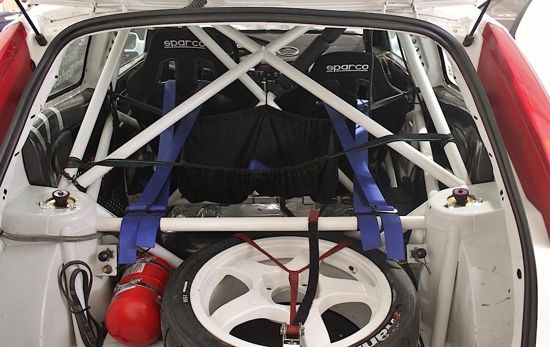Ford Focus WRC ex Colin McRae (10)