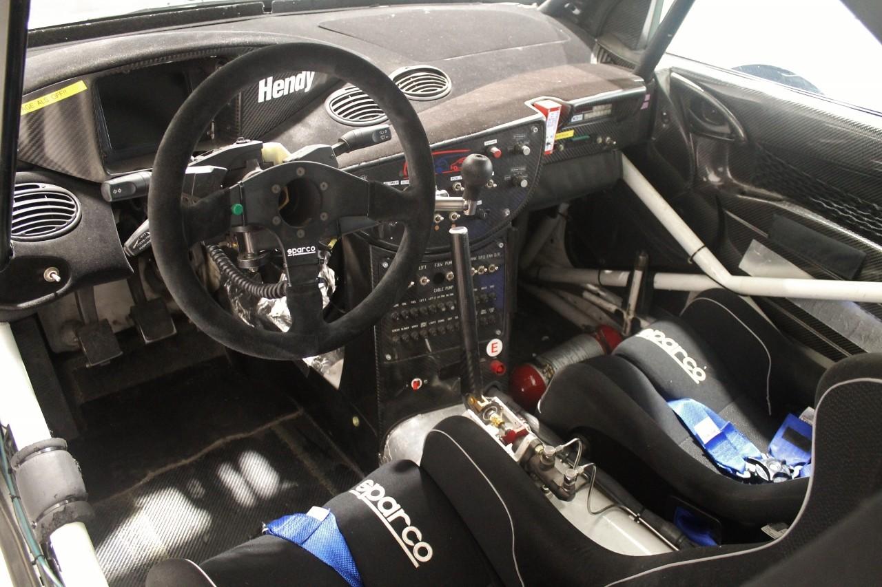 Ford Focus WRC ex Colin McRae (2)