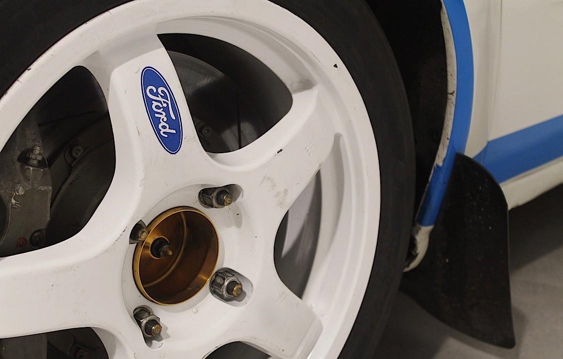 Ford Focus WRC ex Colin McRae (3)