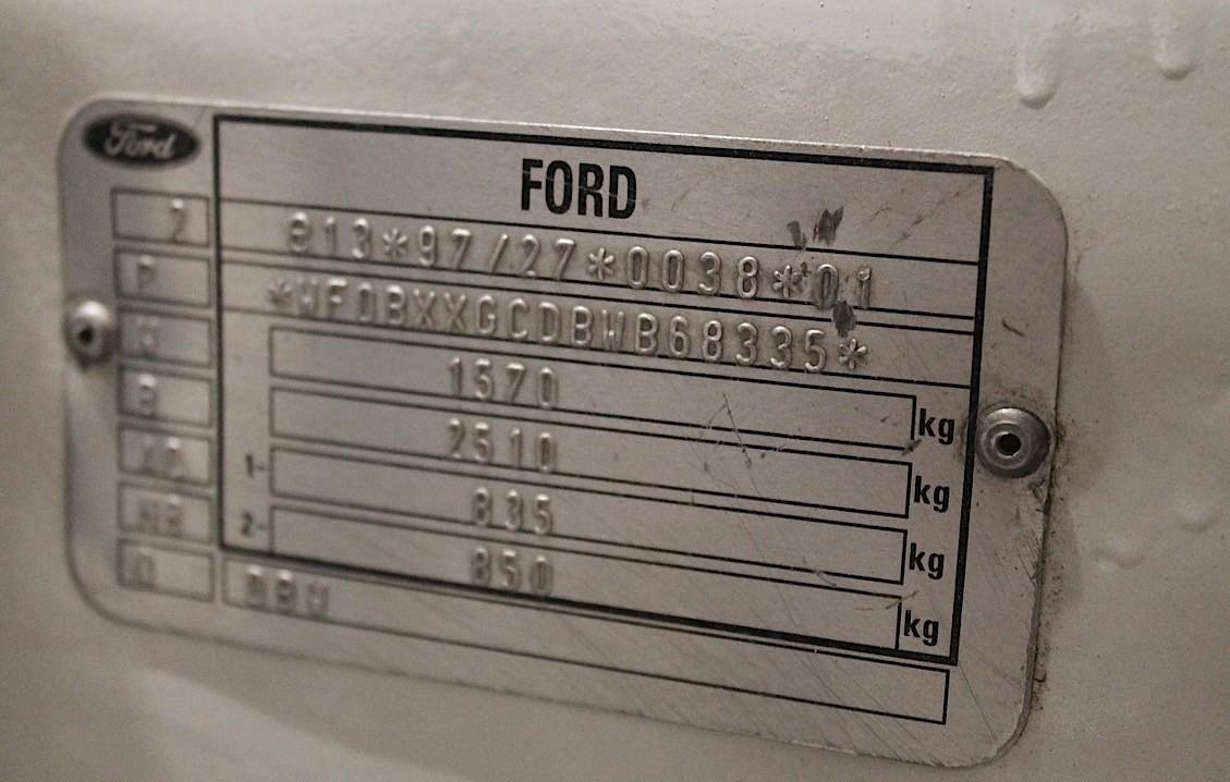 Ford Focus WRC ex Colin McRae (4)