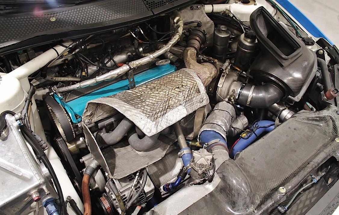 Ford Focus WRC ex Colin McRae (7)