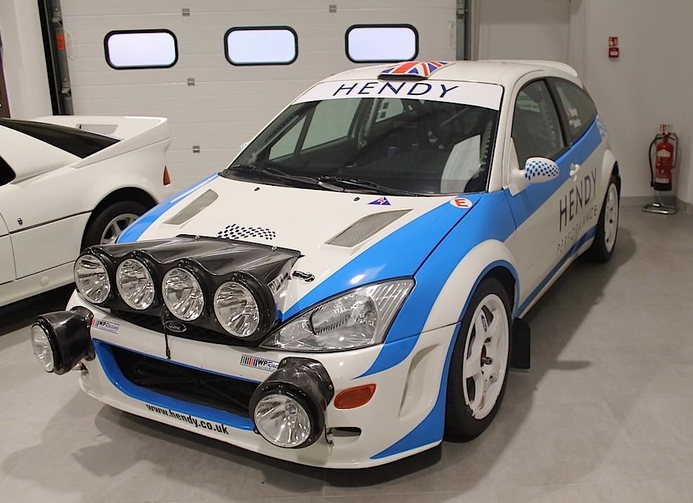 Ford Focus WRC ex Colin McRae (9)