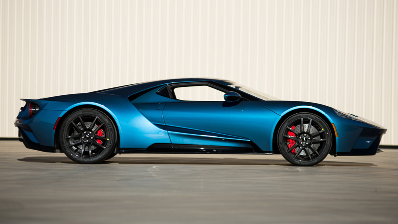 Ford GT 2017 auction (6)