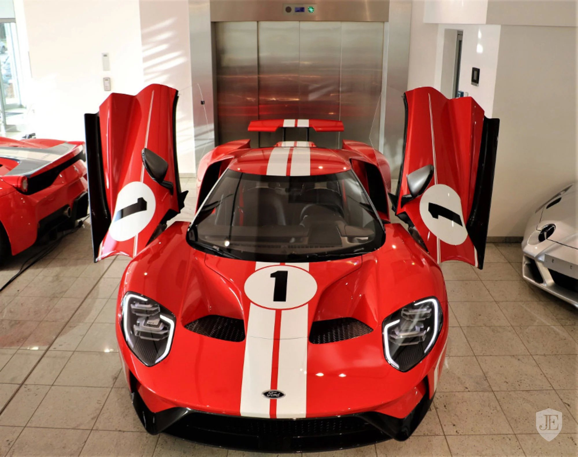 Ford GT 67 Heritage Edition for sale (1)