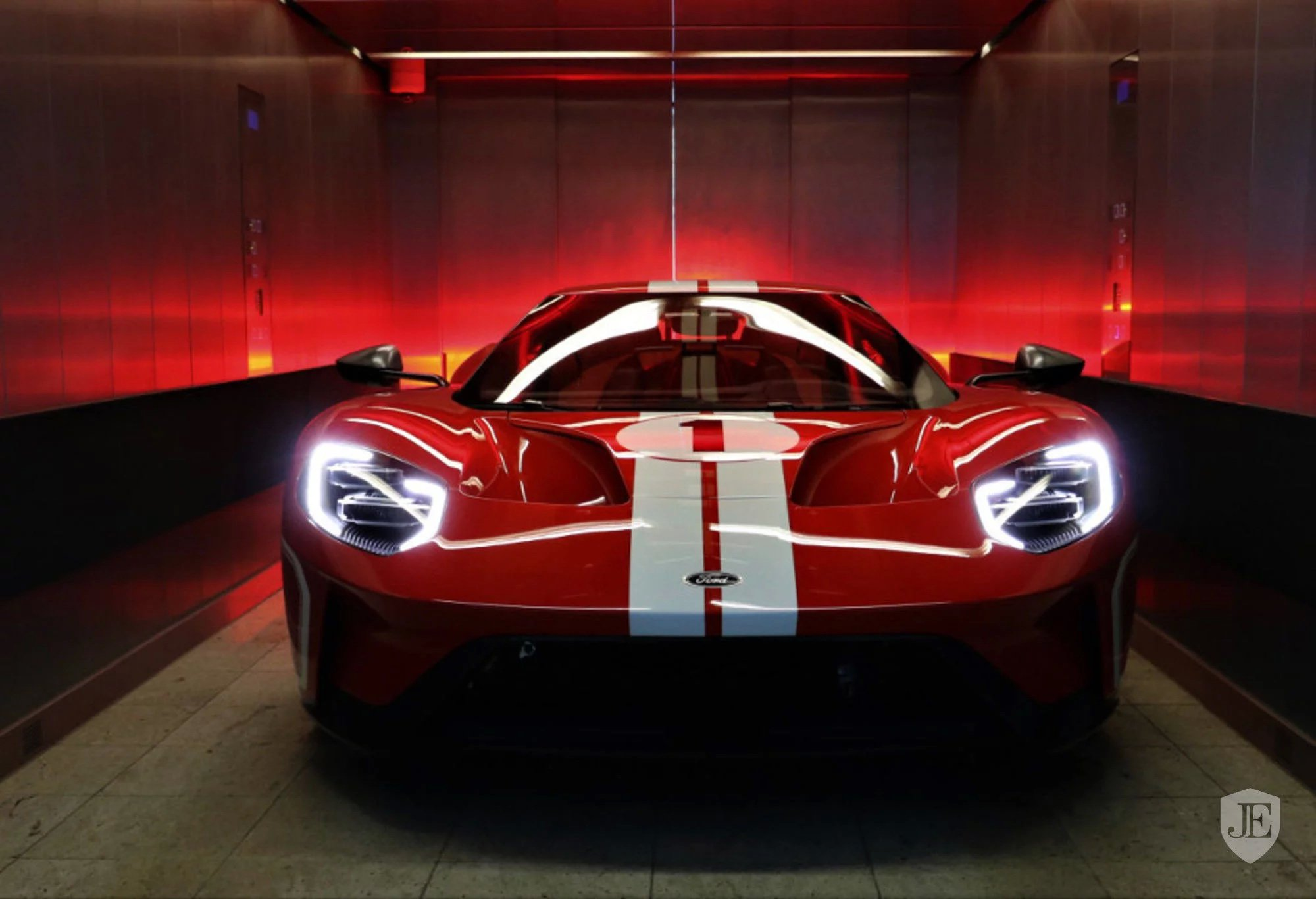 Ford GT 67 Heritage Edition for sale (2)