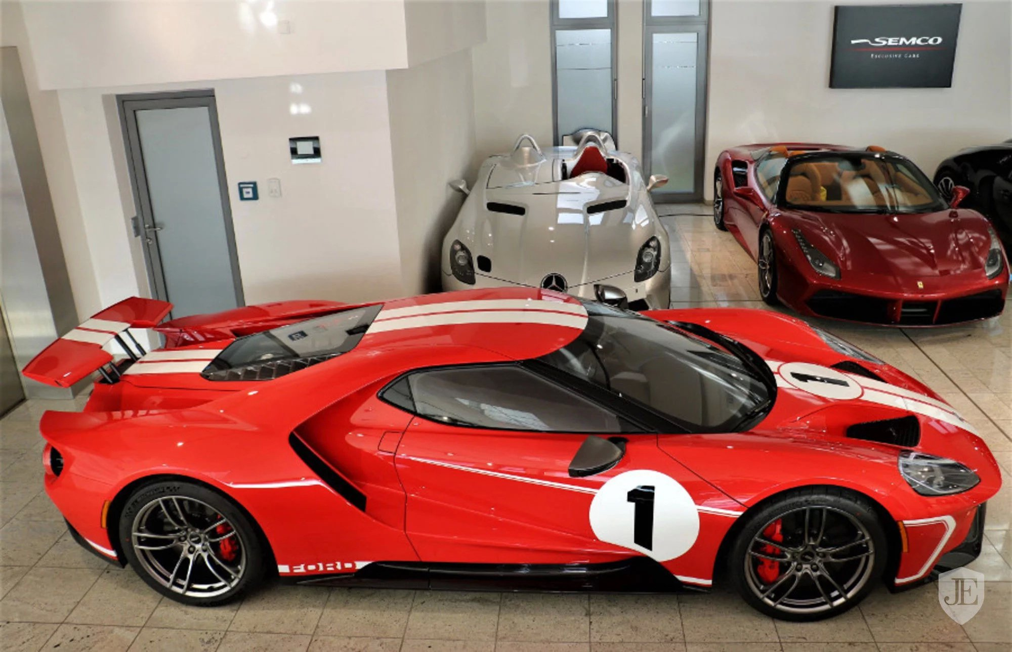 Ford GT 67 Heritage Edition for sale (3)