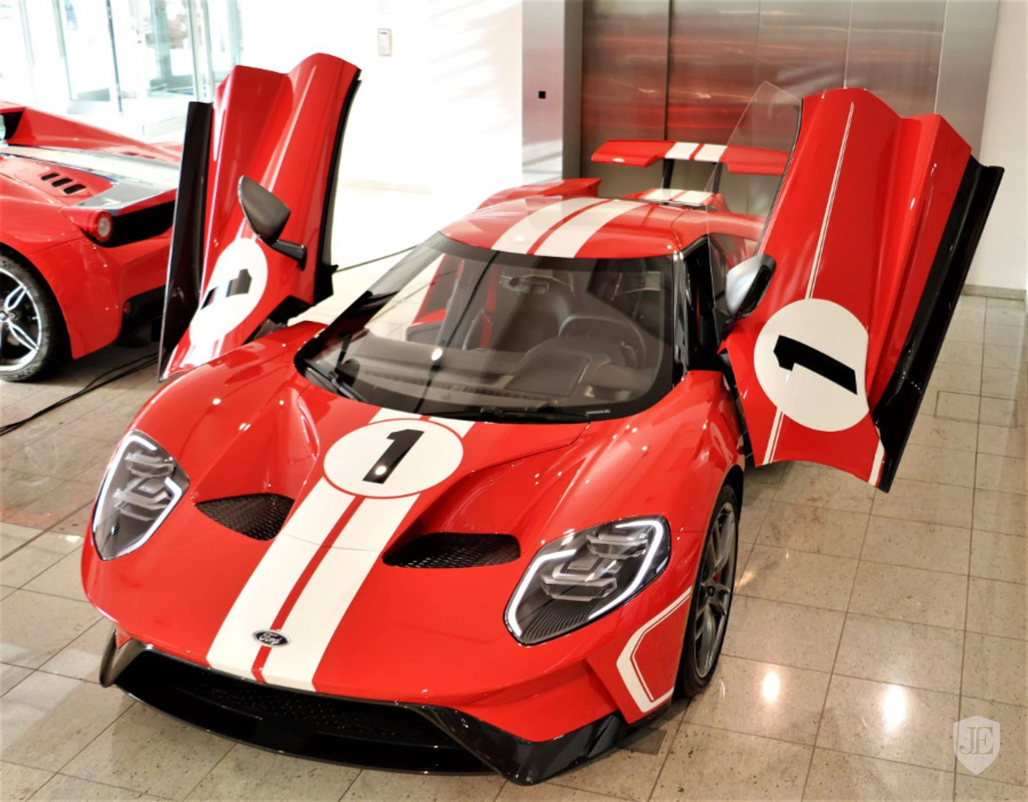Ford GT 67 Heritage Edition for sale (4)