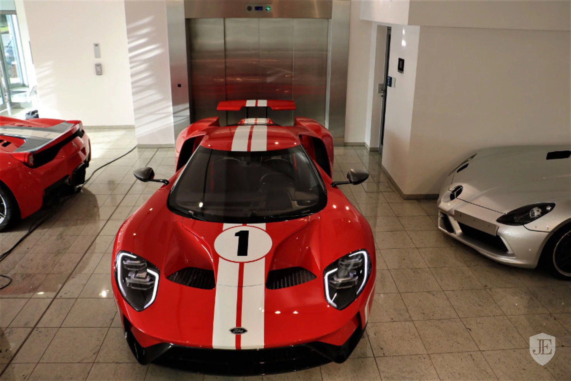 Ford GT 67 Heritage Edition for sale (5)