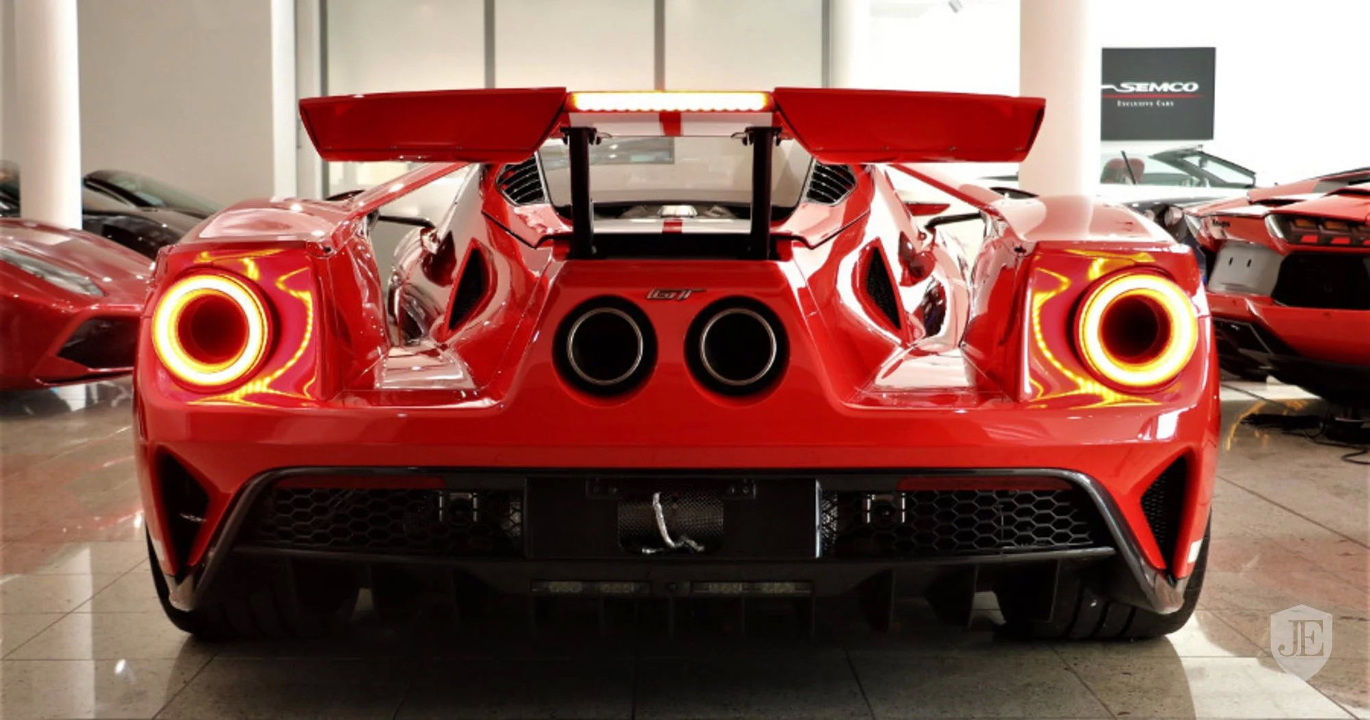 Ford GT 67 Heritage Edition for sale (7)