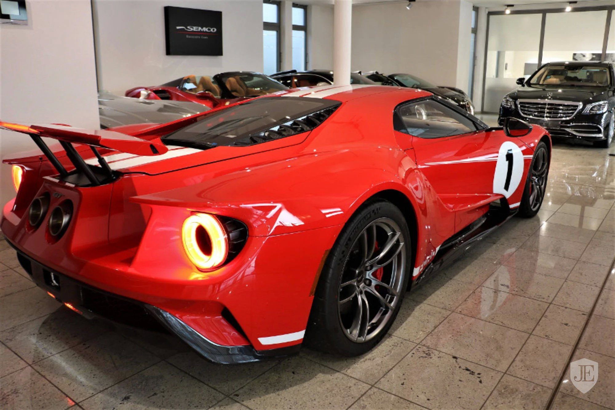 Ford GT 67 Heritage Edition for sale (8)