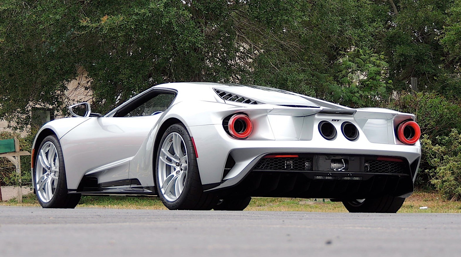 Ford GT Auction (6)