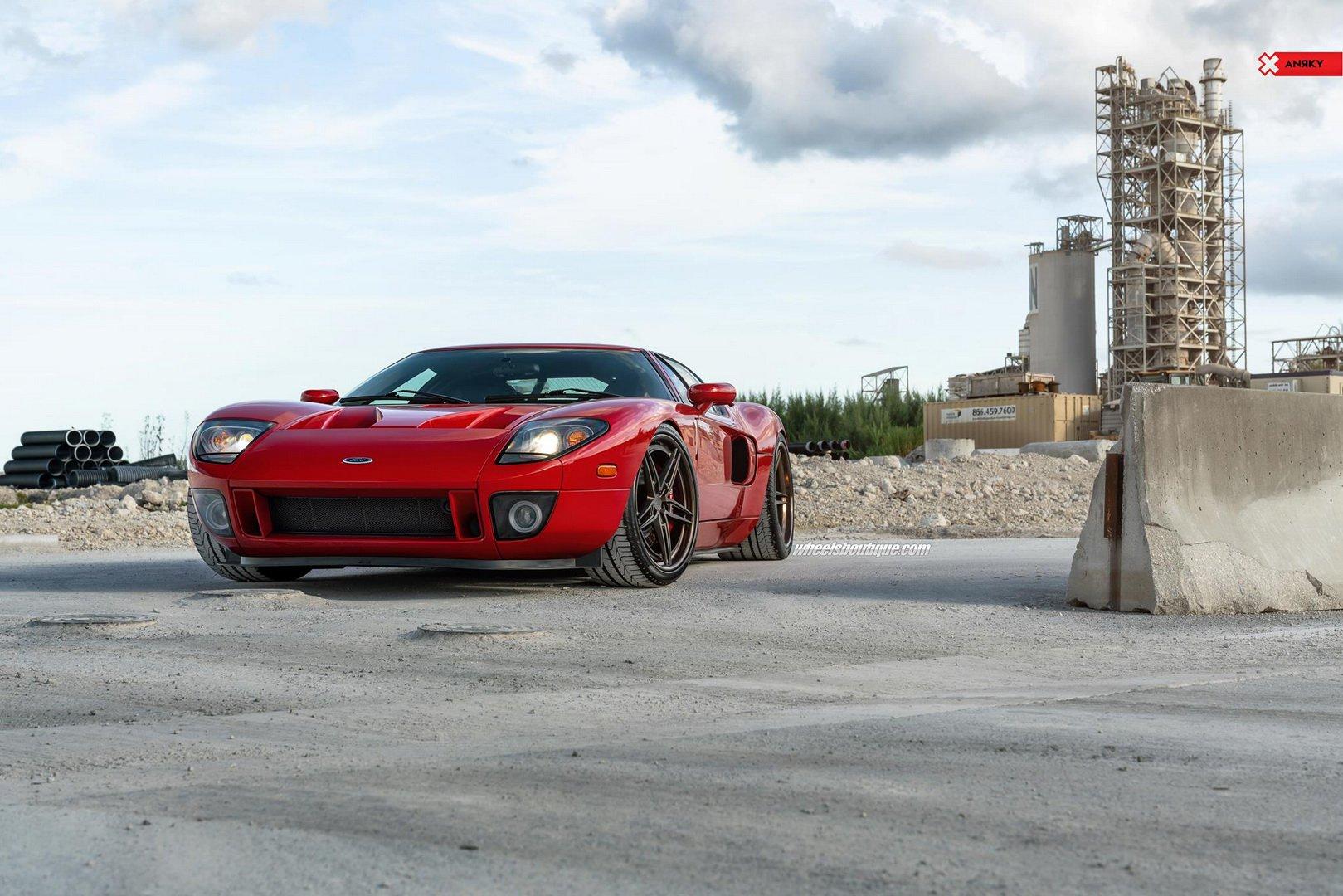 Ford GT byHeffner Performance (1)