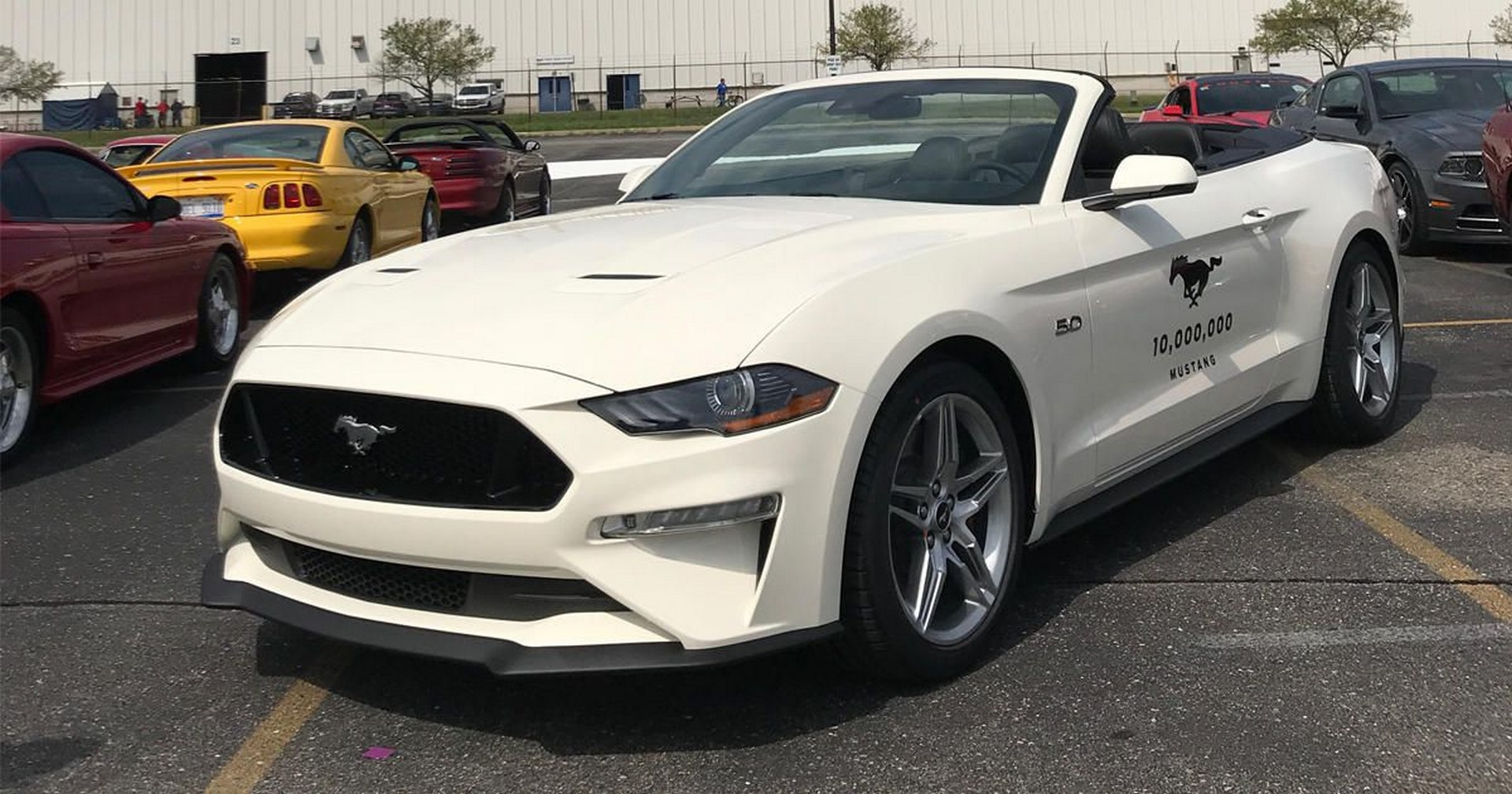 Ford Mustang 10 million (1)