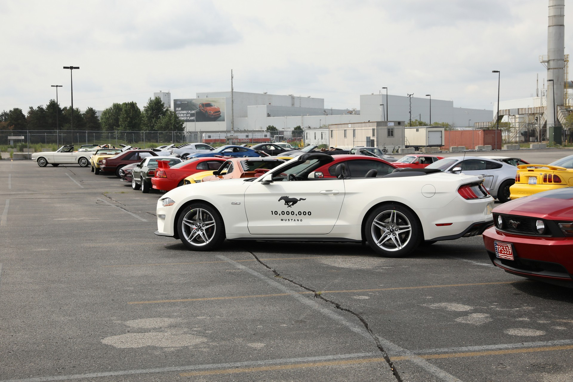 Ford Mustang 10 million (11)