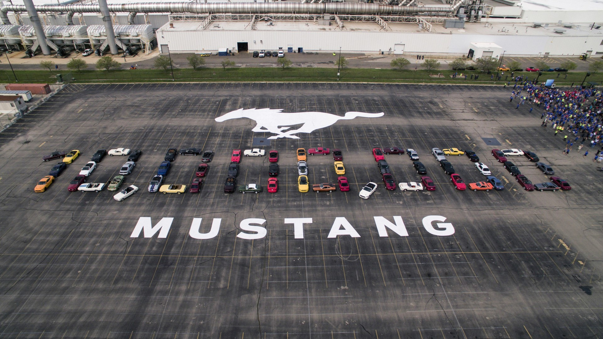 Ford Mustang 10 million (6)