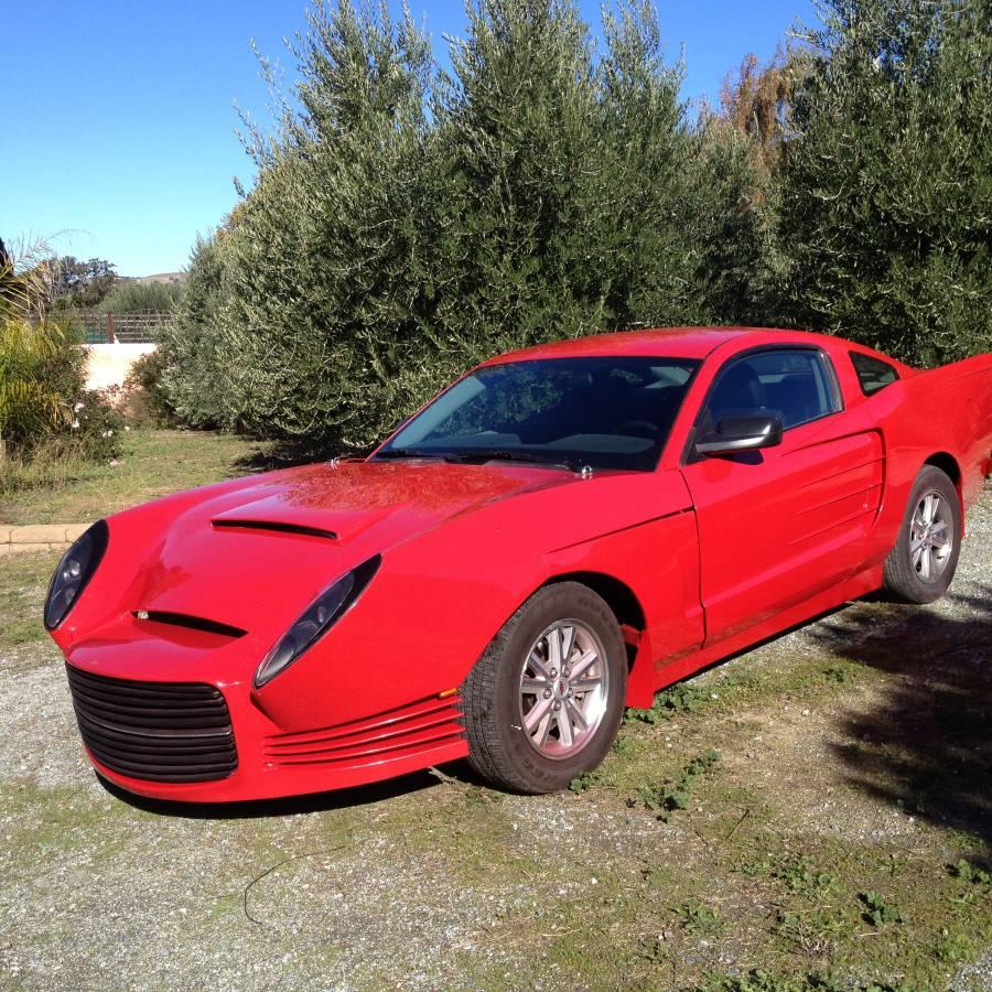 Ford Mustang 2007 Overkill (1)
