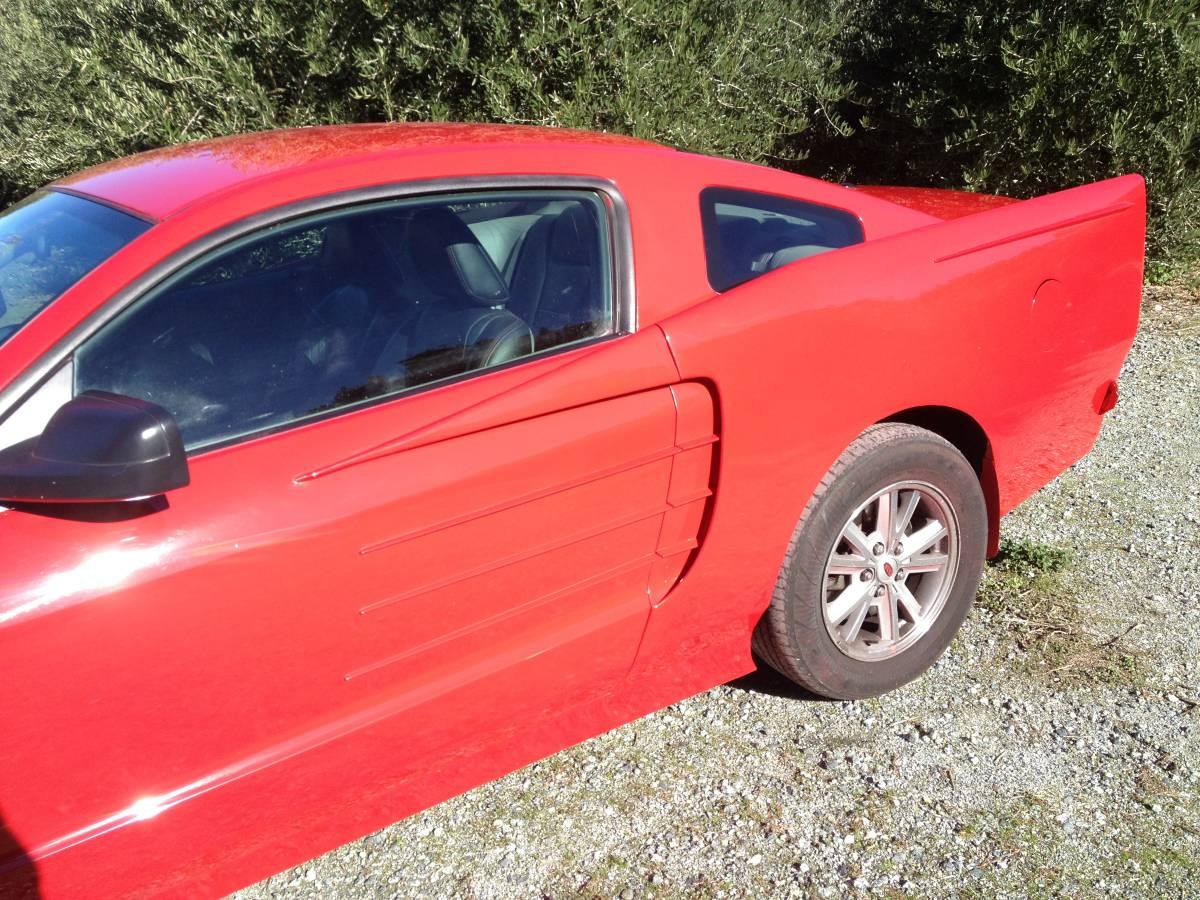 Ford Mustang 2007 Overkill (3)